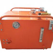 ZBQ-7.5/25型煤矿用风动注液泵,煤安证厂家,