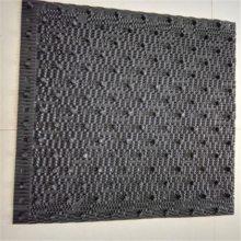 横流冷却塔填料 PVC散热片填料 冷却塔点波填料 方形塔填料