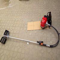 农业专用背负式锄地机 小型汽油除草机 多功能割草机