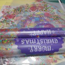 深圳厂家定制UV透明膜喷绘橱窗贴装饰贴纸UV彩白彩喷绘制作