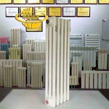 中春暖通(图)-钢二柱散热器单片散热量-钢二柱散热器
