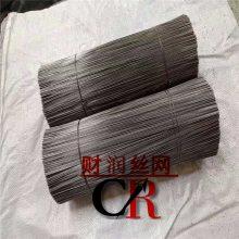 黑丝切断丝 根据用户要求定尺加工黑丝切断丝 镀锌丝截断