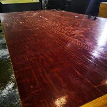 武汉小红板,武汉建筑模板,成都红模板