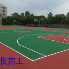 厂家供应奥祥ax-6001塑胶场、篮球架、健身路径、体操垫、羽毛球架、足球门塑胶场地