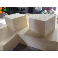 大豆腐生产设备哪家好 全自动型豆腐机生产厂家