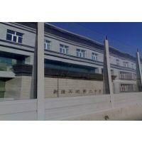 重庆金标城市道路透明声屏障厂家直销