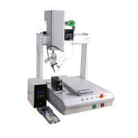 珠三角瑞德鑫331电动牙刷芯片自动焊锡机LCD多轴