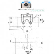 3FJL-B100-320,分流集流阀