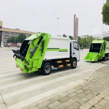 环卫公司出售垃圾压缩环卫车 楚胜环卫车品质 高端环卫车生产厂家