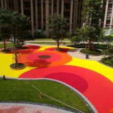 广西幼儿园EPDM塑胶地面材料直销