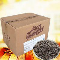梵豪登耐高温巧克力豆10kg代可可脂耐烘焙黑巧克力粒巧克力装饰
