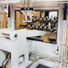 环保达标YQZ668曲轴强化喷丸机_曲轴去毛刺清理喷砂机_数控强化喷丸机