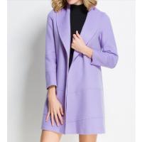 石家庄忆思诚加厚羊绒大衣定制价格