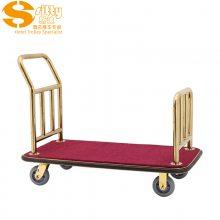 专业生产SITTY斯迪钛金不锈钢91.2008A手推行李车