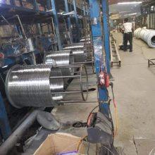 热镀锌丝接水管 150丝热镀锌丝 镀锌丝直条切断机
