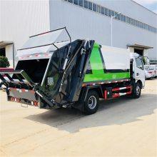 210马力的压缩车质量哪里靠谱 道路保洁环卫垃圾车运输车