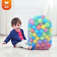 澳乐厂家直销儿童海洋球 彩色球加厚球池室内外波波球玩具球批发