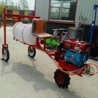亚博国际真实吗机械汽油打药机厂家 自走式汽油动力打药机 四轮拖拉机打药机小麦玉米打药机