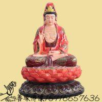 树脂观音菩萨佛像厂家 南海老母神像 寺庙供奉四面观音佛像