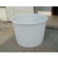 供应500L600L塑料pe圆桶 食品级原材料腌制食品桶