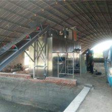 猪粪污产有机肥设备-达州粪生产有机肥设备-菲斯特发酵机