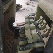 液压开箱制砂机一键开关后盖 方便更换锤头 破碎机配件长期供应
