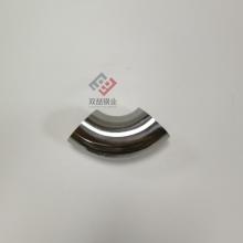 卫生级光面弯头 不锈钢90度弯头DN25 304不锈钢弯头