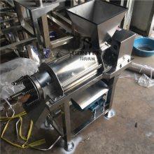 胡萝卜压榨机价格 小型不锈钢果蔬榨汁机 生产螺旋压榨机
