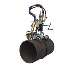 硕阳机械 驱动链条切管机 手摇式管道切割机 管道切割机 厂家直供