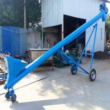 自动上料圆管螺旋提升机_新型不锈钢提升机_菜籽颗粒提升机制造商
