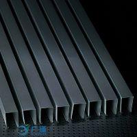 厂家批发铝方通仿木纹铝天花吊顶可免费提供样品定尺加工