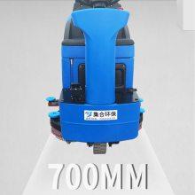 工业驾驶式洗地机图片-重庆驾驶式洗地机-济宁集合达