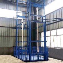 玉溪航天供应液压升降货梯 二层三层电动货运电梯 液压式 使用寿命长