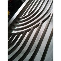 不锈钢镂空隔断,装饰不锈钢屏风订制