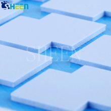 ODM定制盛恩3W导热硅胶片SF500 可带玻纤印刷电路板导热硅胶片