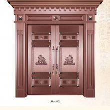 安徽铜门- 铜陵富贵铜制品-定制纯铜门