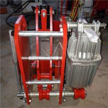 YFX一630/80电力液压防风铁楔制动器 港口室外起重机专用 龙门吊门机防风装置