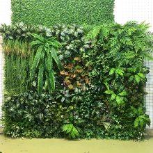 安徽仿真植物墙 仿真自然景观制作场景效果装饰仿真绿植背景