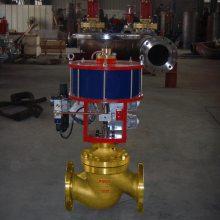 可诺泵阀QD41H氧气活塞切断阀,温州氧气活塞切断阀,ZSPQ气动调节阀型号,氧气切断阀图纸结构图