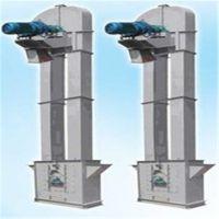 密封式斗式添料机 水泥粉斗式垂直输送机