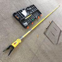 振鹏机械设备光纤电缆绑扎机器无线遥控捆线机城市建设专用机械