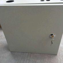 昊星 48芯皮线光缆直熔箱 光纤分纤箱 12/24/36/72/96芯分配线盒对接