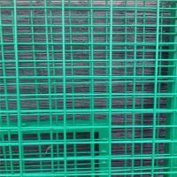 昆明市场摊位隔离栏 车库隔离围栏厂家 停车场浸塑护栏网