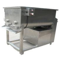 热销真空拌馅机机 双轴拌馅机 肉类真空搅拌机厂家