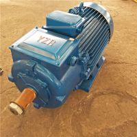 YZR起重冶金三相异步电机22kw 6级/8级/10级单双出轴电机 低价批发供应