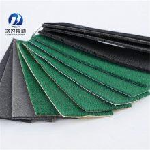 绿绒布包辊带 卷布机包辊带