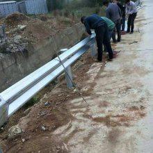 重庆四川贵州波形防护栏 高速公路热镀锌喷塑防撞栏可施工