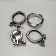 304不锈钢管箍 316L不锈钢卫生级管箍DN65