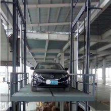 AG二八杠  液压导轨式升降机 新乡厂房载货升降机 车间货梯 0.5吨家用升降机 免费量现场