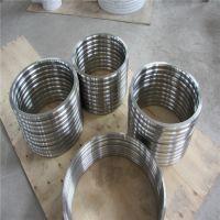 高温高压八角垫R26 金属垫片 友瑞牌椭圆垫片厂家